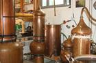 Destille von Innen