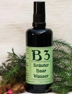 Haarwasser B3