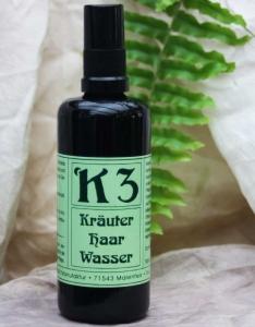Haarwasser K3