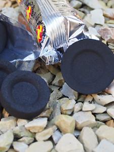 Räucherkohle (4 cm)