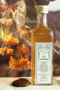 Lindenblüten-Sirup (60 ml)
