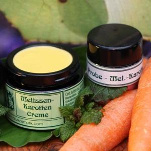Melissen-Karotten Creme