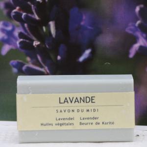 Lavendel - französische Seife (100g)