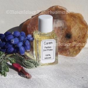 """Eau de Parfum """"Caren"""" Probe (2 ml)"""