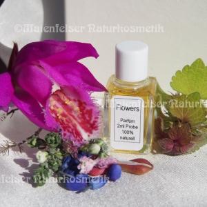 """Eau de Parfum """"Flowers"""" Probe (2 ml)"""