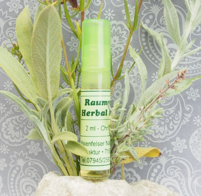 Raumspray Herbal Spices Probiergröße (2 ml)
