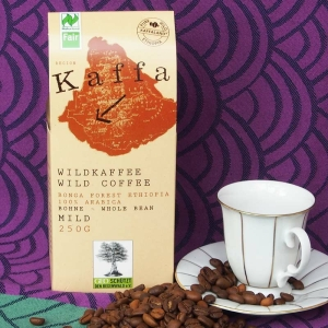 Bio Wildkaffee mild ganze Bohne