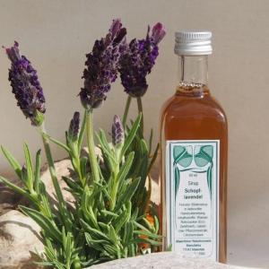 Schopflavendel-Sirup (60 ml)