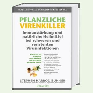 """Buch - """"Pflanzliche Virenkiller"""""""