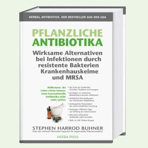 """Buch - """"Pflanzliche Antibiotika"""""""