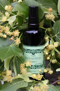 Lindenblütenwasser