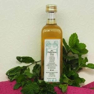 Pfefferminze-Sirup (60 ml)