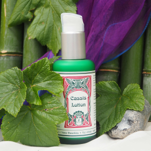 Cassis Lotion 100 ml (Glasflasche)
