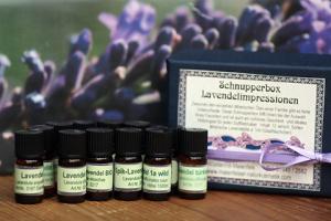 """Schnupperbox """"Lavendelimpressionen"""""""