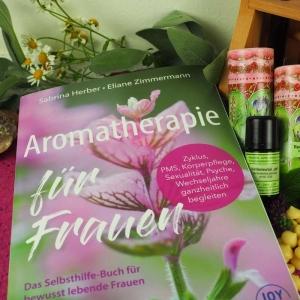 """Buch - """"Aromatherapie für Frauen"""""""