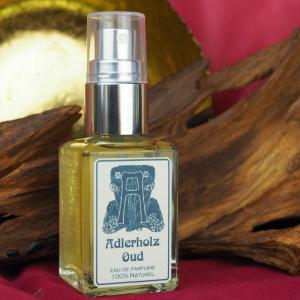 """Eau de Parfum """"Adlerholz, Oud"""" – pur - Premium"""