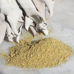 Weißer Salbei Pulver (20 g)